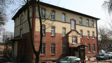 Na zdjęciu budynek Wydziału Obsługi Mieszkańców