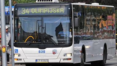 Więcej kursów komunikacji miejskiej