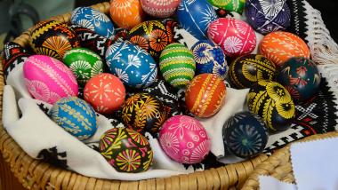pisanki, fot. ze strony www.etnomuzeum.pl