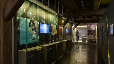 sala wystawowa w Muzeum Historii Torunia