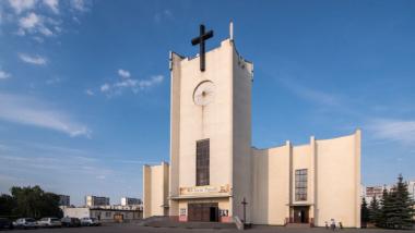 Kościół pw. Maksymiliana Kolbego w Toruniu