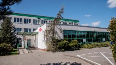 Na zdjęciu: budynek Powiatowego Urzedu Pracy