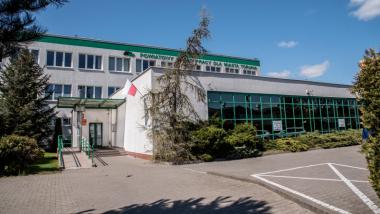 Budynek toruńskiego Urzędu Pracy