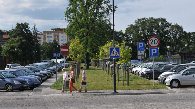 Parking przy ul. Skrzyńskiego od 1 października 2020 r. będzie płatny
