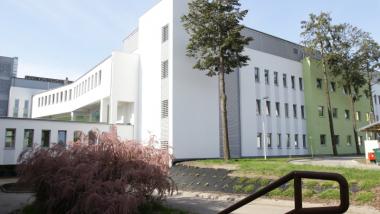 Na zdjęciu Specjalistyczny Szpital Miejski