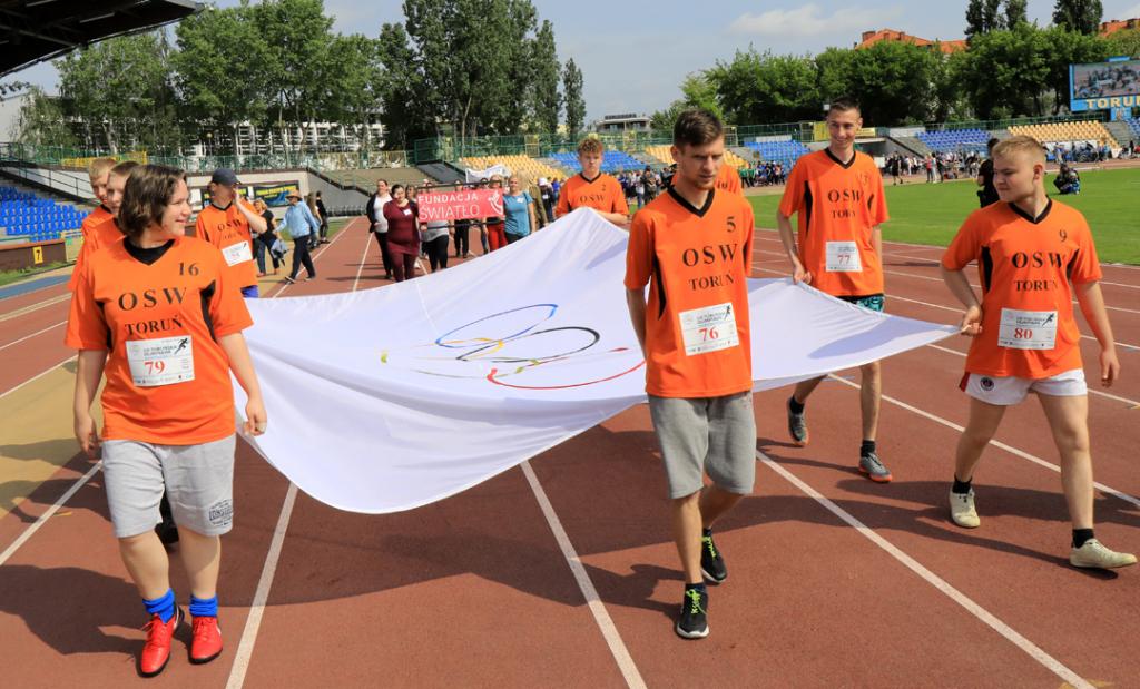 38561491a VIII Toruńska Olimpiada Osób Niepełnosprawnych | www.torun.pl