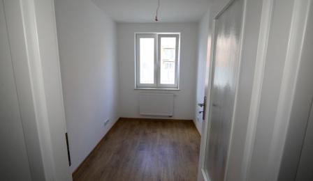 Na zdjęciu wnętrze mieszkania przy ul. Poznańskiej